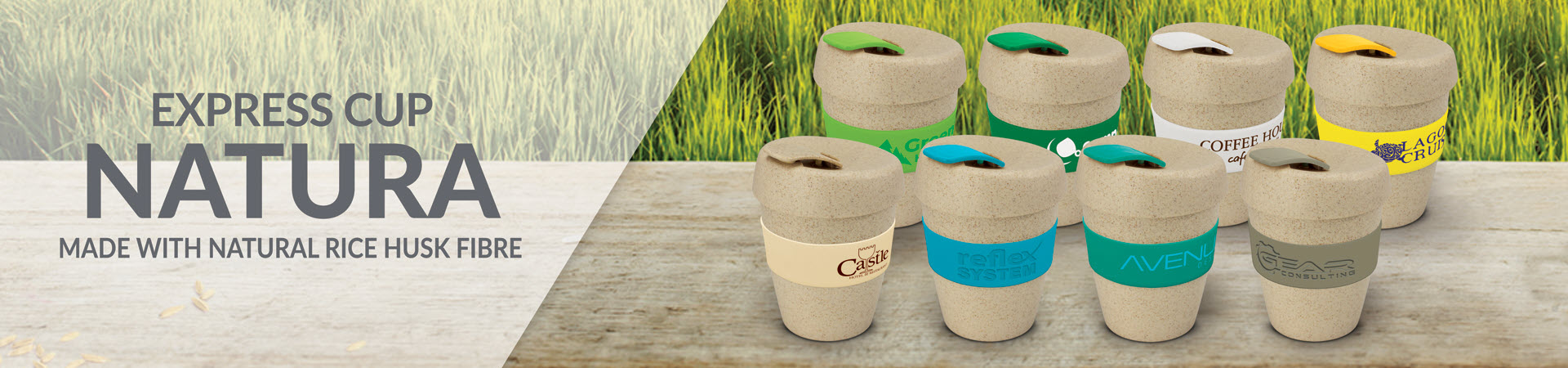 Eco Cups